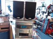 EMERSON Mini-Stereo MS9838